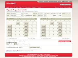 Прага путешествие с 6 января