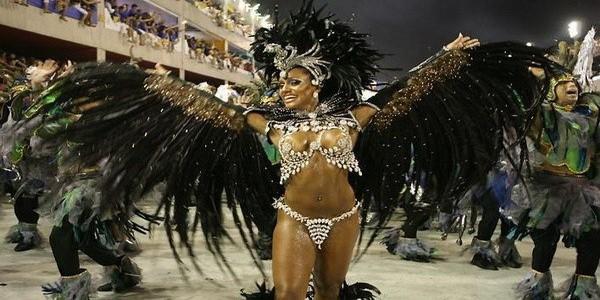 карнавал в бразилии 2014 дата