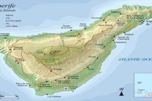 Канарские острова  Тенерифе погода