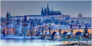 Погода в Праге в феврале и марте