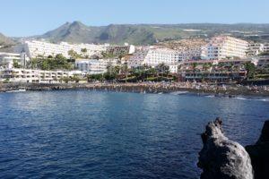 Тенерифе пляжи  с черным песком : впечатления и фото