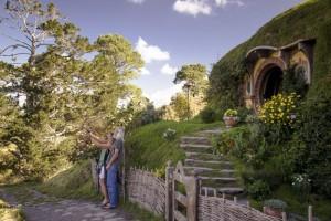 Деревня хоббитов Новая Зеландия: а Вы знаете где находиться Шир?