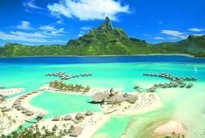 Остров Бора Бора цены отдых