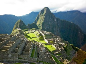 Древний Город Инков Мачу-Пикчу в Перу: загадки