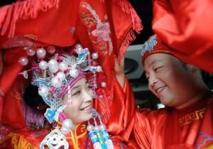 Свадебные обряды и традиции народов мира : необычное и далекое