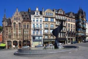Страна Бельгия интересные факты