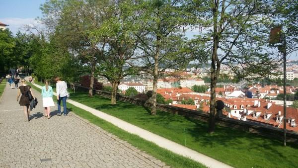 Пражский град фото