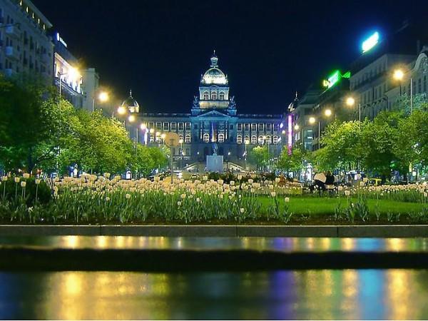 Вацлавская площадь фото