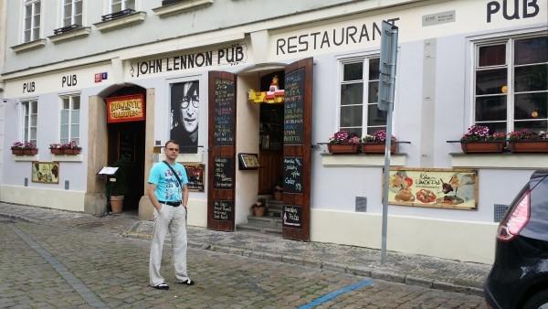 Цены в ресторанах Праги 2014