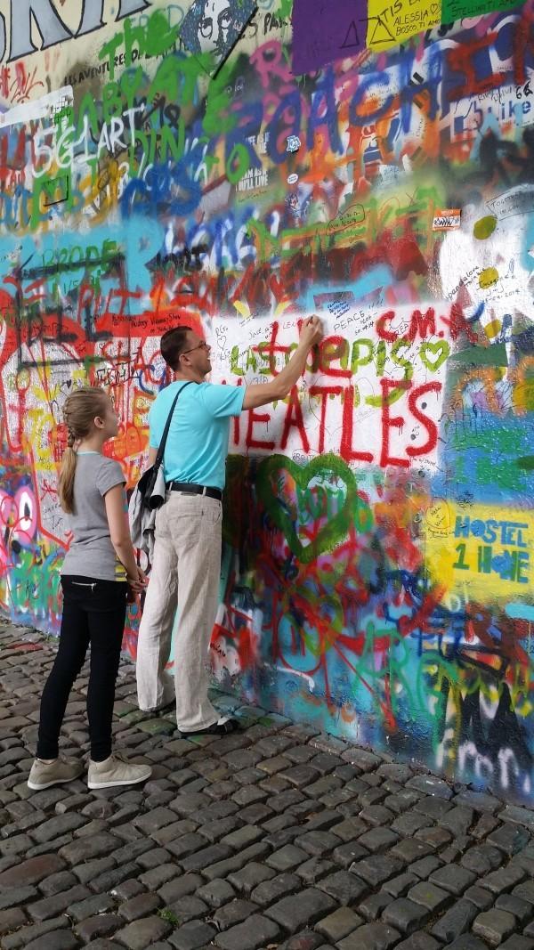 Экскурсии по Праге на русском с индивидуальным гидом: как это было