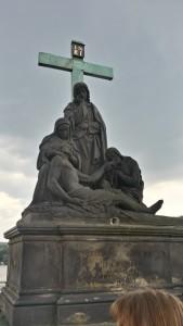 Карлов мост в Праге загадать желание: впечатления и фото