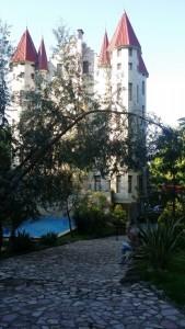 Гостиница замок в Сочи : Вилла Анна Сочи отзывы