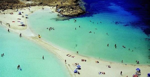 Нисси Бич Кипр фото