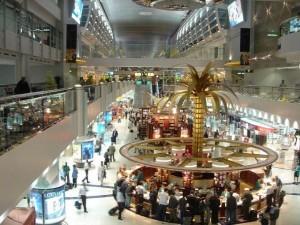 Аэропорт Дубая онлайн табло : описание и перспективы аэропорта