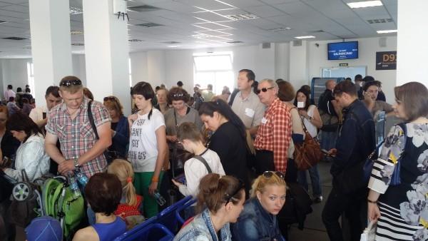 билет на самолет из СПб в Сочи