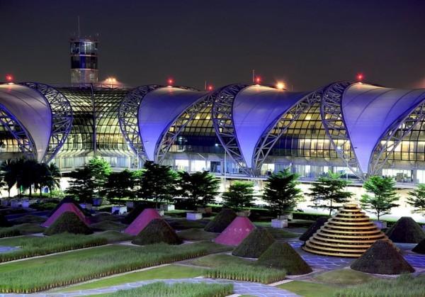 Аэропорт Бангкока онлайн табло