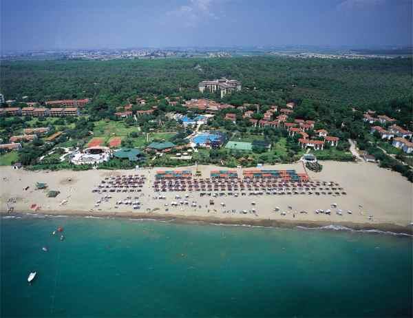 курорт Белек Турция фото