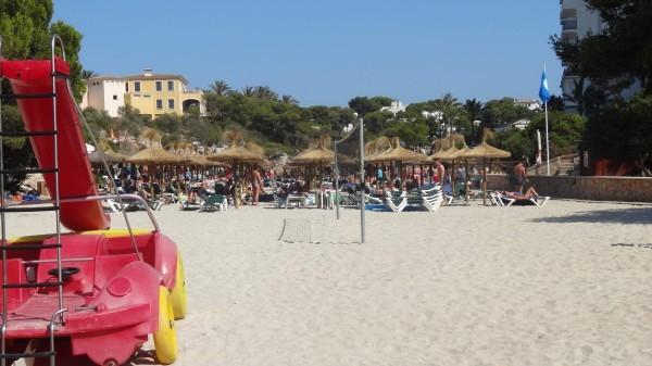 Пляж Кала Феррера Майорка