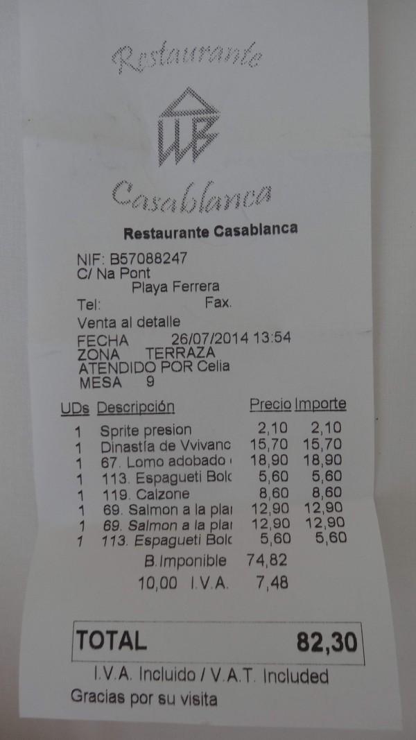 Лучшие рестораны Майорки
