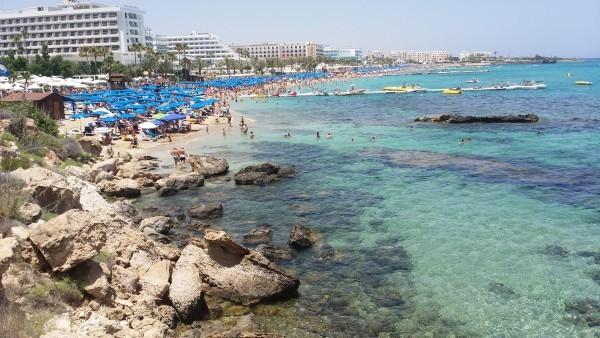 Самый красивый пляж Кипра