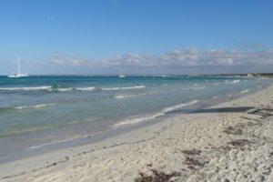 Пляж Эс Тренк Майорка
