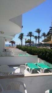 Апартаменты на пляже Майорка