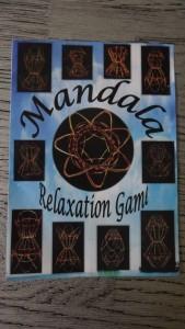 Как делать мандалу