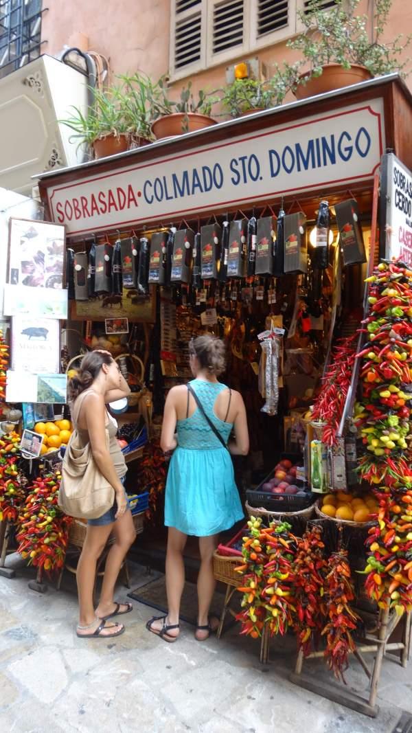 Шоппинг в Пальма Де Майорка