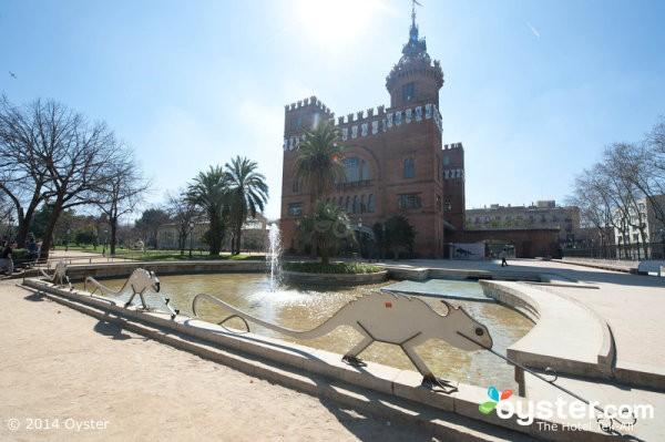 Барселона квартал Рибера