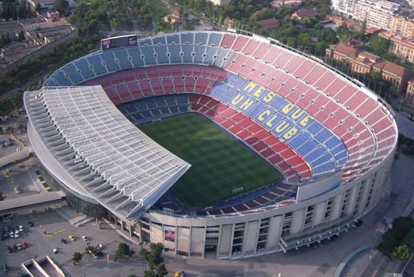 Кап Ноу фото стадиона