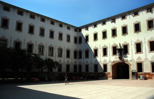 Центр современной культуры Барселона