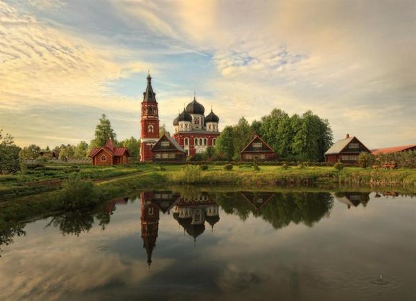 из Москвы в Талдом