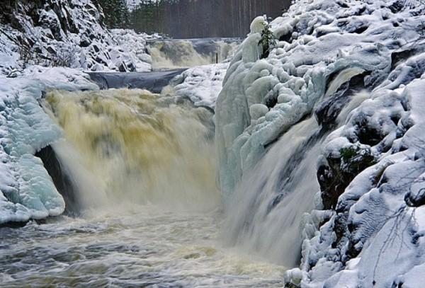 Отдых зимой в России 2015