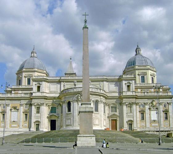 Базилика Санта Мария Маджоре фото