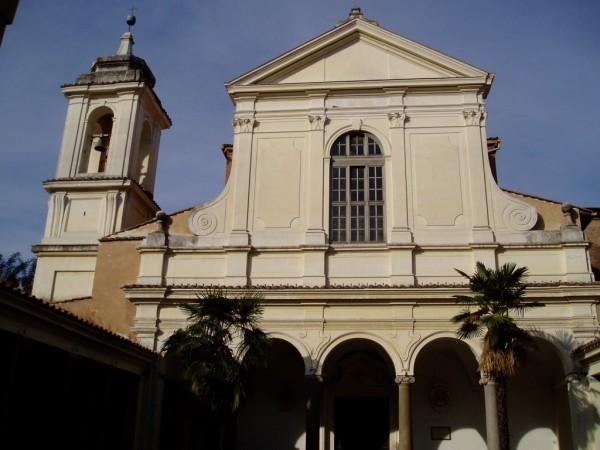 Базилика Святого Клемента в Риме