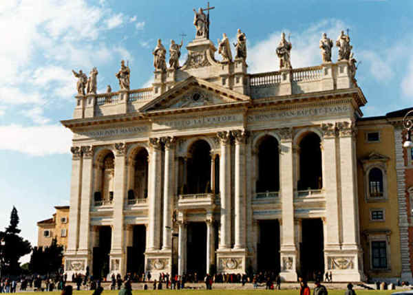 Базилика Святого Иоанна Латеранского
