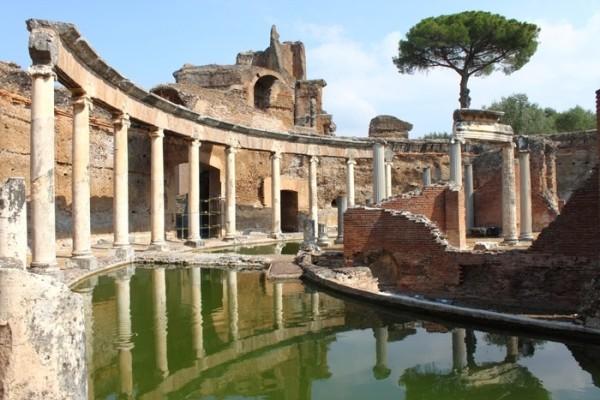 Вилла Адриана в Риме