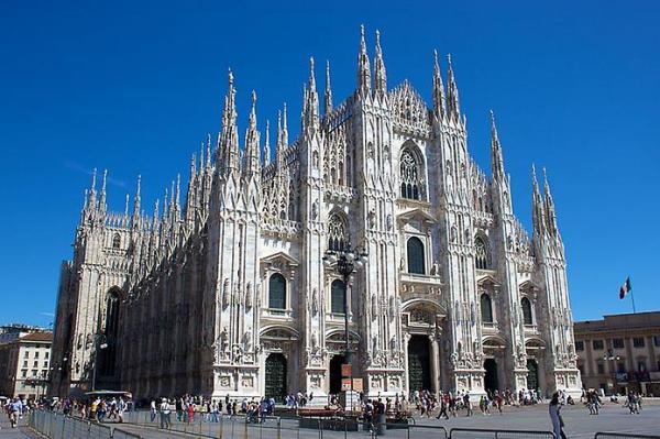 Распродажа в Милане 2015