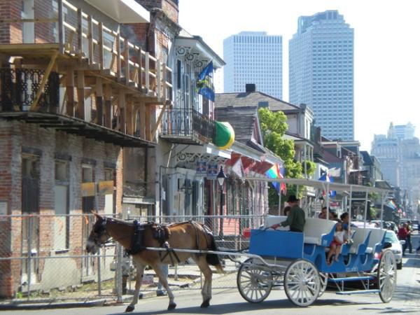 Новый Орлеан сегодня фото