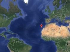 Где находяться Канарские острова