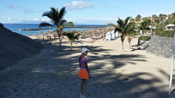 Пляж Дюк