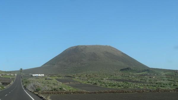 Вулкан Корона Лансароте