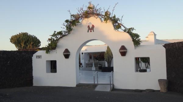 Дом Цезаря Манрике Лансароте