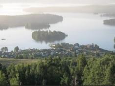 Озеро Сунукль Челябинская область