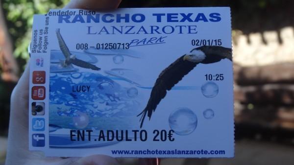Ранчо Техас Лансароте