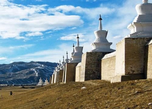Столица Монгольской империи