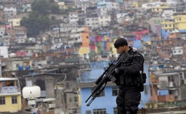 Преступность в Рио Де Жанейро