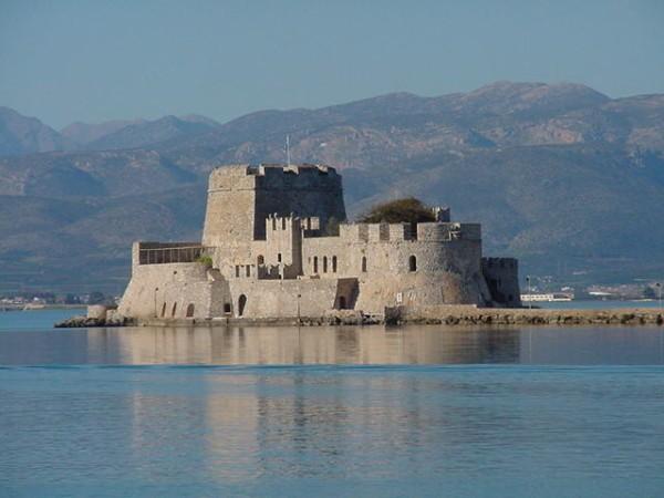 Острова Греции Эвия