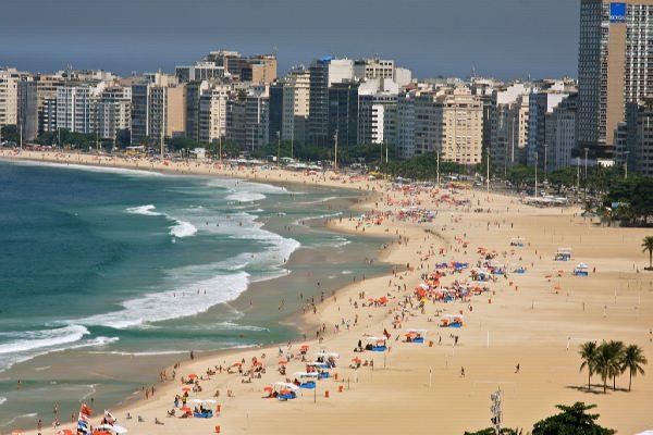 Самые опасные пляжи мира