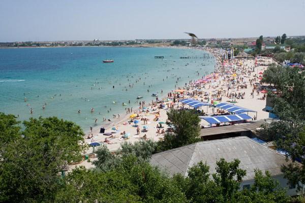 Крым поселок Черноморское фото